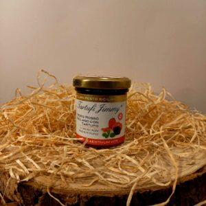 Pesto rouge sicilien truffe (90g)
