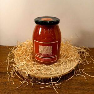 Tomates pelées BIO (800g)