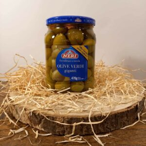 Olives Géantes Ceriniola (470ml)