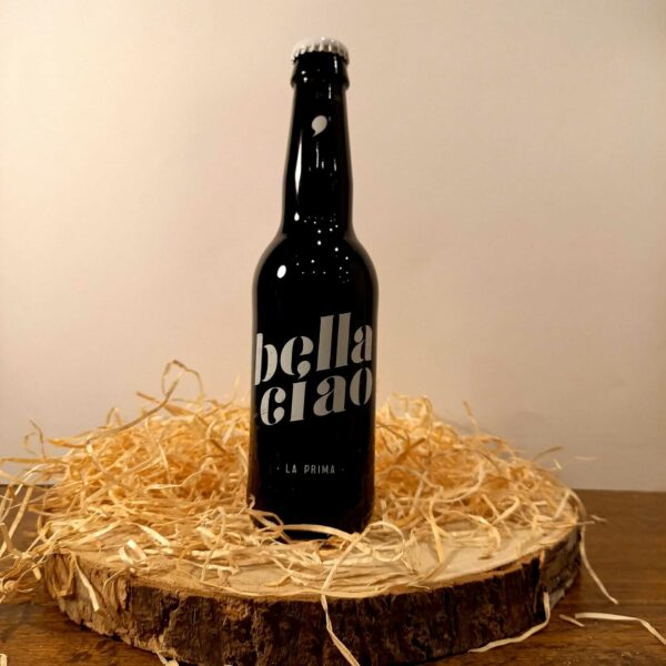 Birra -Bella Ciao- 33cl